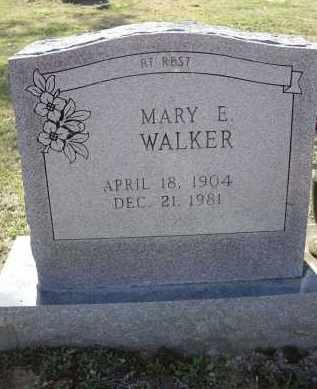 WALKER, MARY E. - Lawrence County, Arkansas   MARY E. WALKER - Arkansas Gravestone Photos