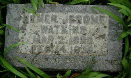 WATKINS, HOMER JEROME - Lawrence County, Arkansas   HOMER JEROME WATKINS - Arkansas Gravestone Photos