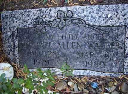WALLER, MICHAEL ALLEN - Lawrence County, Arkansas   MICHAEL ALLEN WALLER - Arkansas Gravestone Photos