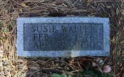 WALLER, SUSIE - Lawrence County, Arkansas | SUSIE WALLER - Arkansas Gravestone Photos