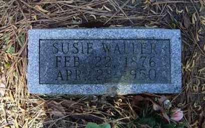 CASTLEMAN WALLER, SUSIE - Lawrence County, Arkansas   SUSIE CASTLEMAN WALLER - Arkansas Gravestone Photos