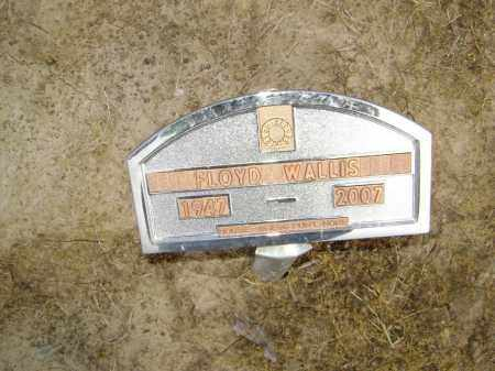"WALLIS, FLOYD ""RED"" - Lawrence County, Arkansas | FLOYD ""RED"" WALLIS - Arkansas Gravestone Photos"
