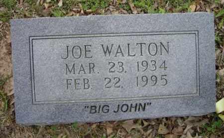 WALTON, JOE - Lawrence County, Arkansas | JOE WALTON - Arkansas Gravestone Photos