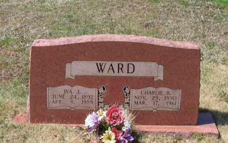 JANES WARD, IVA - Lawrence County, Arkansas | IVA JANES WARD - Arkansas Gravestone Photos