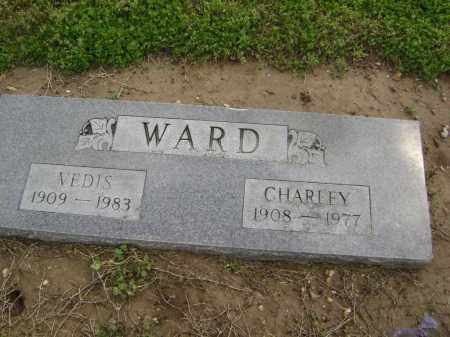 WARD, CHARLEY - Lawrence County, Arkansas | CHARLEY WARD - Arkansas Gravestone Photos
