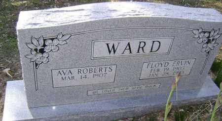 WARD, FLOYD ERVIN - Lawrence County, Arkansas | FLOYD ERVIN WARD - Arkansas Gravestone Photos