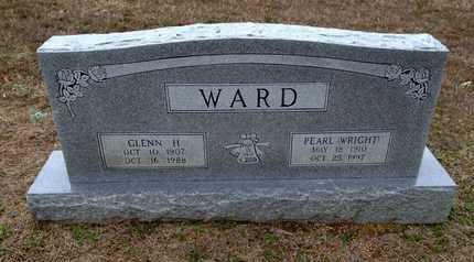 "WARD, GLENN HOOVER ""BUSTER"" - Lawrence County, Arkansas | GLENN HOOVER ""BUSTER"" WARD - Arkansas Gravestone Photos"