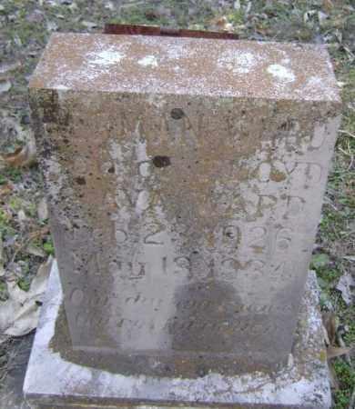WARD, HERMAN - Lawrence County, Arkansas | HERMAN WARD - Arkansas Gravestone Photos