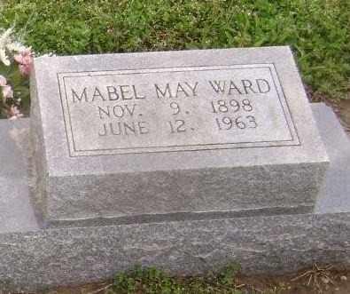 WARD, MABEL MAY - Lawrence County, Arkansas | MABEL MAY WARD - Arkansas Gravestone Photos