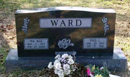 WARD, INA MAE - Lawrence County, Arkansas | INA MAE WARD - Arkansas Gravestone Photos