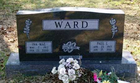 WARD, INA MAE - Lawrence County, Arkansas | INA MAE WARD - Arkansas Gravestone Photos