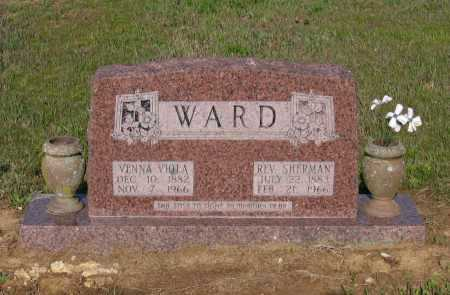 WARD, REV., WILLIAM SHERMAN - Lawrence County, Arkansas | WILLIAM SHERMAN WARD, REV. - Arkansas Gravestone Photos