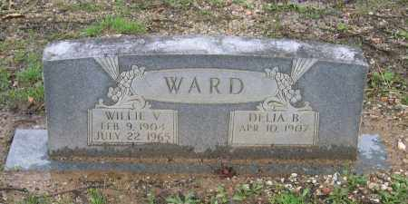 "WARD, WILLIAM VELMAR ""WILLIE"" - Lawrence County, Arkansas | WILLIAM VELMAR ""WILLIE"" WARD - Arkansas Gravestone Photos"