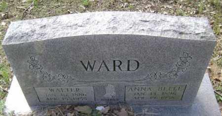 WARD, WALTER - Lawrence County, Arkansas | WALTER WARD - Arkansas Gravestone Photos