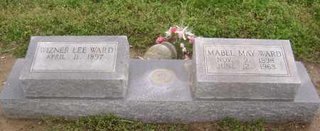 SOUTH WARD, MABLE MAY - Lawrence County, Arkansas | MABLE MAY SOUTH WARD - Arkansas Gravestone Photos