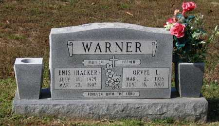 WARNER, ENIS MARIE - Lawrence County, Arkansas | ENIS MARIE WARNER - Arkansas Gravestone Photos
