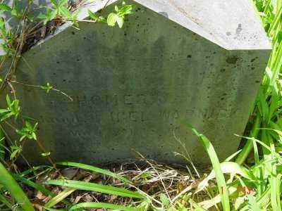 WARNICK, HOMER J. - Lawrence County, Arkansas | HOMER J. WARNICK - Arkansas Gravestone Photos