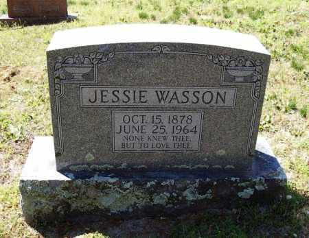 WASSON, JESSIE L. - Lawrence County, Arkansas | JESSIE L. WASSON - Arkansas Gravestone Photos