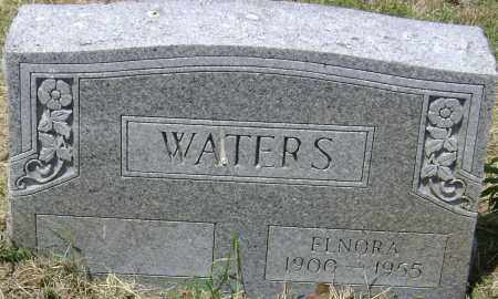 WATERS, ELNORA - Lawrence County, Arkansas | ELNORA WATERS - Arkansas Gravestone Photos