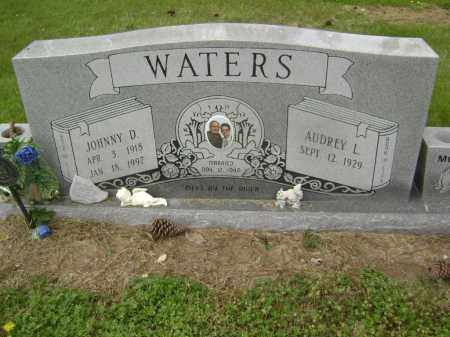 WATERS, JOHNNY D. - Lawrence County, Arkansas | JOHNNY D. WATERS - Arkansas Gravestone Photos