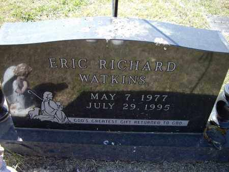 WATKINS, ERIC RICHARD - Lawrence County, Arkansas | ERIC RICHARD WATKINS - Arkansas Gravestone Photos