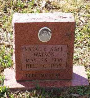 WATSON, NATALIE KAYE - Lawrence County, Arkansas | NATALIE KAYE WATSON - Arkansas Gravestone Photos