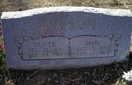 WATSON, OLIVER L. - Lawrence County, Arkansas | OLIVER L. WATSON - Arkansas Gravestone Photos