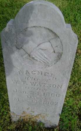 BASSETT WATSON, RACHEL - Lawrence County, Arkansas | RACHEL BASSETT WATSON - Arkansas Gravestone Photos
