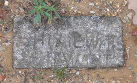 "STUART, WILLIE HICKSEY ""HIXIE"" - Lawrence County, Arkansas   WILLIE HICKSEY ""HIXIE"" STUART - Arkansas Gravestone Photos"