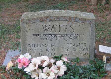 "JENKINS WATTS, LEONA ""LEEAMER"" - Lawrence County, Arkansas | LEONA ""LEEAMER"" JENKINS WATTS - Arkansas Gravestone Photos"