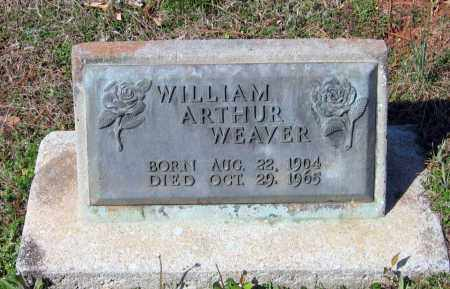 WEAVER, WILLIAM ARTHUR - Lawrence County, Arkansas | WILLIAM ARTHUR WEAVER - Arkansas Gravestone Photos