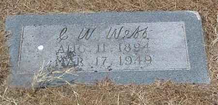 "WEBB, CLARENCE WALKER ""C. W."" - Lawrence County, Arkansas | CLARENCE WALKER ""C. W."" WEBB - Arkansas Gravestone Photos"