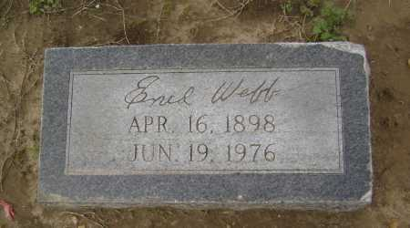 COOPER WEBB, LIZZIE ENID - Lawrence County, Arkansas | LIZZIE ENID COOPER WEBB - Arkansas Gravestone Photos