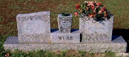 WEBB, EVERARD ALPHAEUS - Lawrence County, Arkansas   EVERARD ALPHAEUS WEBB - Arkansas Gravestone Photos