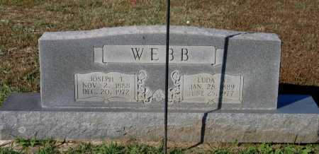 WEBB, JOSEPH THOMAS - Lawrence County, Arkansas | JOSEPH THOMAS WEBB - Arkansas Gravestone Photos