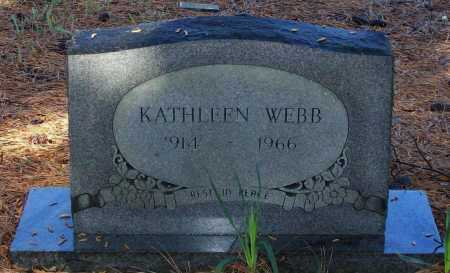 STRAUGHAN WEBB, KATHLEEN - Lawrence County, Arkansas | KATHLEEN STRAUGHAN WEBB - Arkansas Gravestone Photos