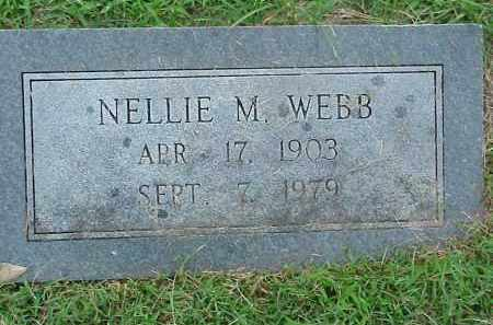 CAIN WEBB, NELLIE MAE - Lawrence County, Arkansas | NELLIE MAE CAIN WEBB - Arkansas Gravestone Photos
