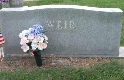 WEIR FAMILY STONE,  - Lawrence County, Arkansas |  WEIR FAMILY STONE - Arkansas Gravestone Photos