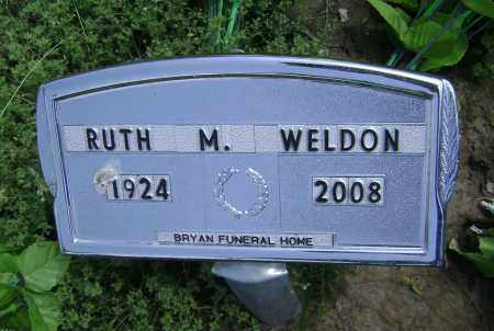 RILEY WELDON, MAXINE RUTH - Lawrence County, Arkansas | MAXINE RUTH RILEY WELDON - Arkansas Gravestone Photos