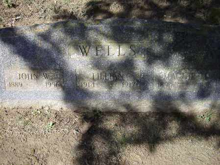 WELLS, MAGGIE M. - Lawrence County, Arkansas | MAGGIE M. WELLS - Arkansas Gravestone Photos