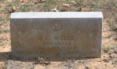 WELLS (VETERAN), J. C. - Lawrence County, Arkansas   J. C. WELLS (VETERAN) - Arkansas Gravestone Photos