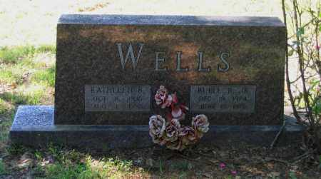 WELLS, JR., BUELL BORDON - Lawrence County, Arkansas | BUELL BORDON WELLS, JR. - Arkansas Gravestone Photos