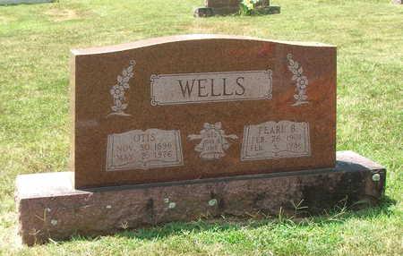 WELLS, BITHA PEARL - Lawrence County, Arkansas | BITHA PEARL WELLS - Arkansas Gravestone Photos