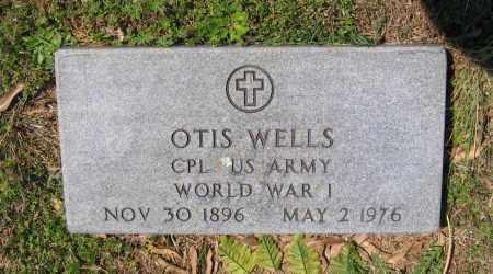 WELLS (VETERAN WWI), OTIS - Lawrence County, Arkansas | OTIS WELLS (VETERAN WWI) - Arkansas Gravestone Photos
