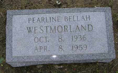 WESTMORLAND, PEARLINE - Lawrence County, Arkansas | PEARLINE WESTMORLAND - Arkansas Gravestone Photos
