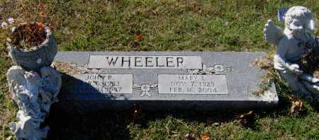 "WHEELER, JOHN ROBERT ""BOB"" - Lawrence County, Arkansas | JOHN ROBERT ""BOB"" WHEELER - Arkansas Gravestone Photos"