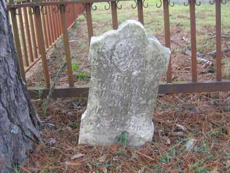 WHITE, BELLE - Lawrence County, Arkansas | BELLE WHITE - Arkansas Gravestone Photos