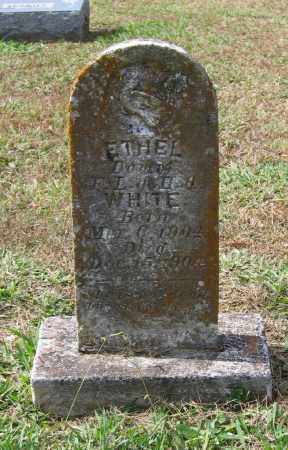 WHITE, ETHEL - Lawrence County, Arkansas | ETHEL WHITE - Arkansas Gravestone Photos