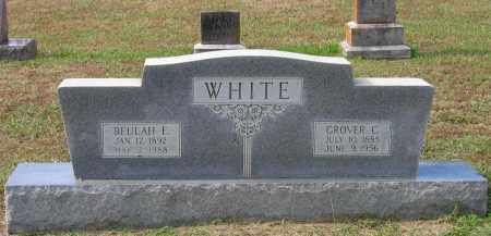 WHITE, GROVER CLEVELAND - Lawrence County, Arkansas | GROVER CLEVELAND WHITE - Arkansas Gravestone Photos