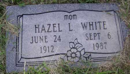 BERRY WHITE, HAZEL LEE - Lawrence County, Arkansas   HAZEL LEE BERRY WHITE - Arkansas Gravestone Photos